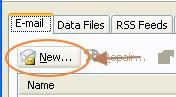 เริ่มการตั้งค่า Outlook 2007