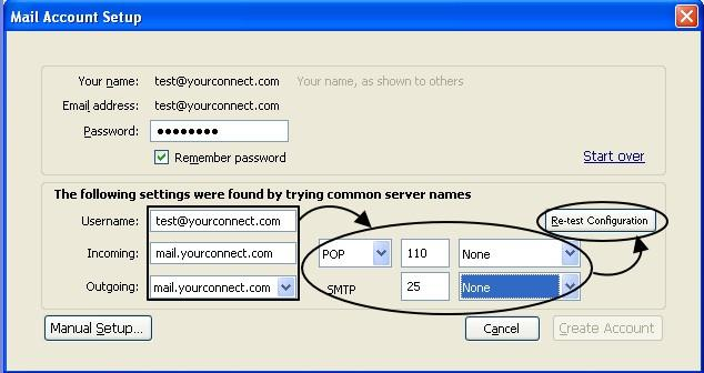 การตั้งค่า Mozilla Thunderbird-5